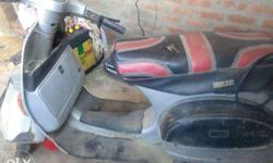 in very good condition lml company scooter