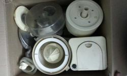 Inalsa food processor in throw away price. The motor is