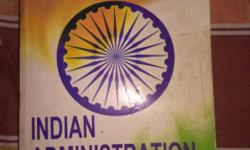 Indian Administration Book