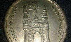this coin is very old and hi is aot a prited tha date