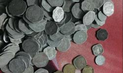 Old Indian Coin Collection