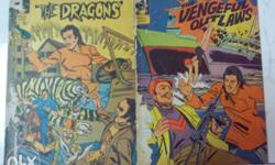 Indrajal comics mix lot of 300/400 series - 8 in one