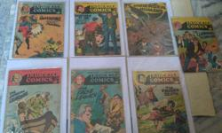 7 indrajal comics for rs 1750.All r bagged and boarded