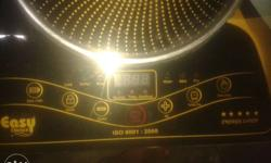 induction cooker.good condition.