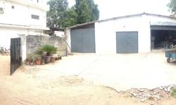 Industrial shed / godown on rent in gorwa industrial