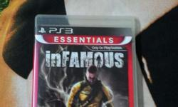 Used infamous game but in brand new condition. Played