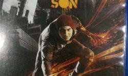 Infamous second son is a highly rated game and is the