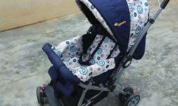 Infanto baby pram hardly used for sale. Looks fresh and