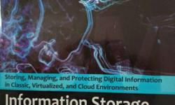 Information Storage And Management Book