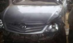 Innova 2010 Model All Spare Parts Available engine -