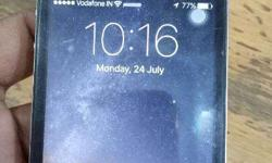 I Phone 4s 16 Gb Black Color with Charger 3500 Rupees
