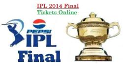 WE HAVE IPL7 FINAL MATCH TICKETS WE HAVE NOW 2