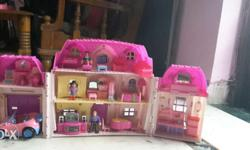 It is a new doll house