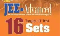 It Jee Advanced Solved Paper 16 - Practice Sets