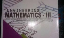 it's new book and it's for engineering students and