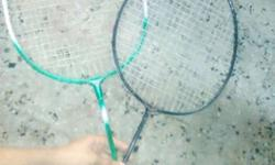 It's nice for playing badminton it's new almost 2016
