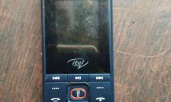 Itel mobile in good condition 2 months old but. without