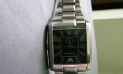 Its stylish and branded watch from the company EMPORIO