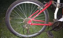 Its very good condition great ride bicycle with gear