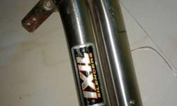 Good condition 5 month only use ixil exhaust