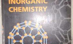 Jd Lee Inorganic Chemistry Book