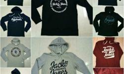 Jack n jones Originals Style Hoods S to XXL Moq 50 pcs