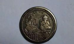 jai matadi coin and laxmi Ganesh