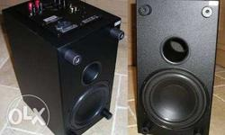 Jamo sub 200 maDe in Denmark 200 watts
