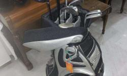 Hi All, Selling Wilson Golf Set with Wilson Tour Bag