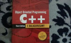 Java and C++ basics of Balaguruswamy . Books are in