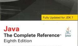 Java Complete Reference 100%