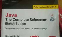 Java The Complete Reference 8th Edition Book