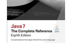 Java the complete reference 8th edition Herbert