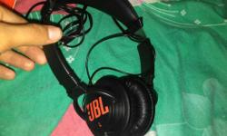 Original jbl t250si headphone Only 10 day old Full