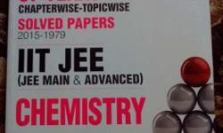 JEE chemistry chapter wise solved papers (1979-2015)