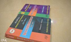 Books MRP is Rs.750, Condition is good. Maths entrance
