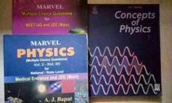jee mains and advanced books (price negotiable)