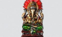 "This ""Ganesh Ji"" is sure to add a lots of happiness to"