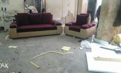 These are imported handle sofa sets made under the