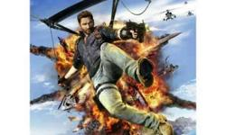 Just Cause 3 PC DVD Video Game