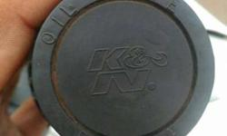 K&N r 1060 air filter Before used karizma r. For fz,