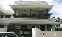 Kalady mc road , 4.5cent 2250sqft 4bedrooms