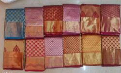 Kanchipuram Pure silk sarees Direct selling from