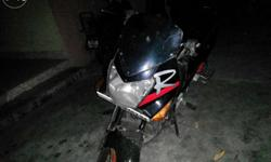 KarizmaR black colour in good condition is available