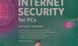 1 Kaspersky Internet Security 2014 Software 1 YEAR 1 PC