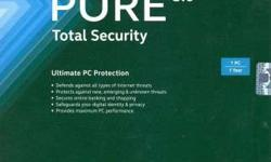 Kaspersky Pure 3.0 Total Security Internet security +