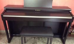 Kawai Digital Piano with stool in impeccable condition.