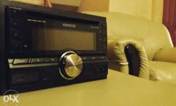Kenwood music system for sale.both button's and