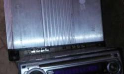 Kenwood player only cd vt ampli