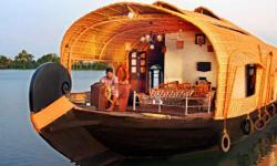 Kerala Boat house tariff as on 1st April 2010 to 31st